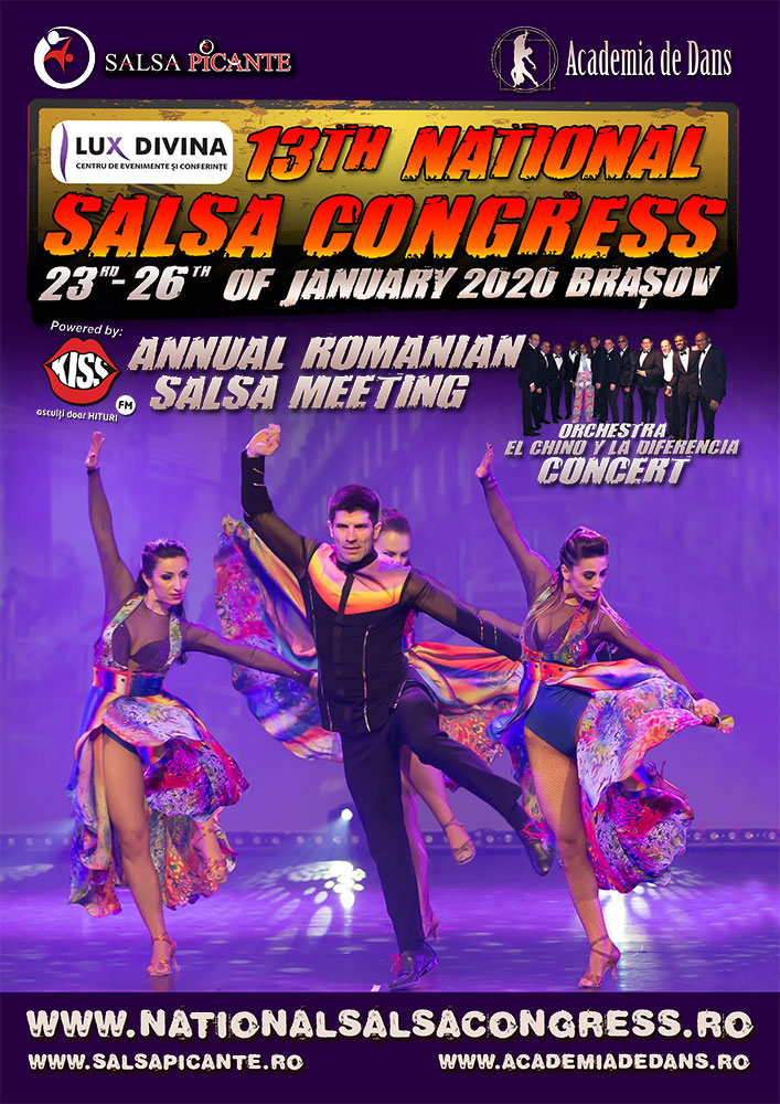 National Salsa Congress